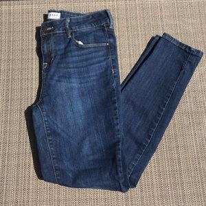 PacSun mid rise skinny jeans